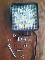 Фара прожектор LED для погрузчика, сельхоз , спец техники, трактора