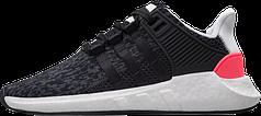 Мужские кроссовки Adidas EQT Support 93 17 Core Black Turbo