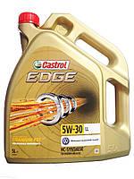 Моторное масло Castrol Edge 5w30 LL 5л