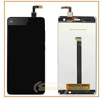 Дисплей  Xiaomi Mi4 с сенсором (тачскрином) Black Original