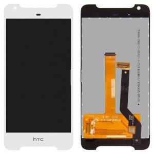 Дисплей с тачскрином HTC 728G Desire Dual Sim белый