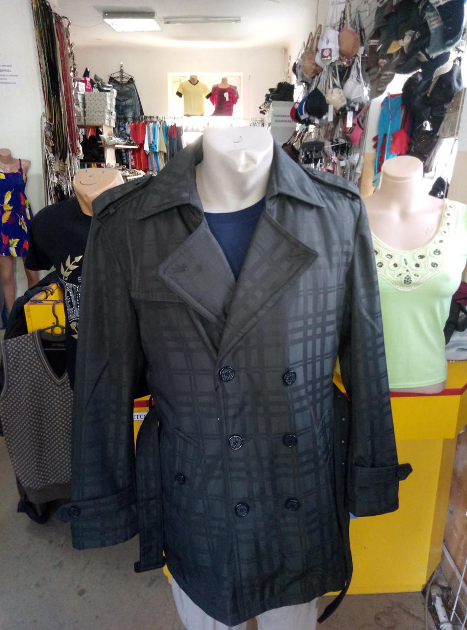 Куртка мужская удлиненная KINGS