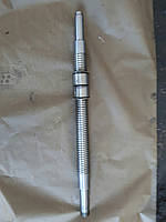 Шарико-винтовая пара ШВП Lобщ-950мм. Lрезьб-550