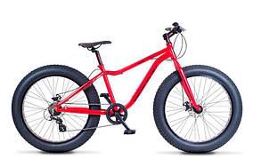 """Велосипед горный FATBIKE BURGHARDT BIG SAM 7-S. 26"""""""