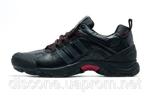 Кроссовки Adidas Climaproof мужские, черные с серым