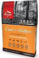 Orijen (Ориджен) Cat & Kitten корм для кошек всех возрастов и пород 340 г