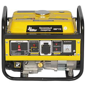 Генератор бензиновий Кентавр КБГ-112 (1,2 кВт), фото 2