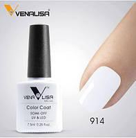 Гель лак VenaLisa 7,5мл - цвет 914