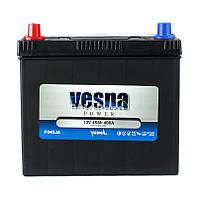 Автомобильный аккумулятор Vesna Power j 45Ah 400A (1) L