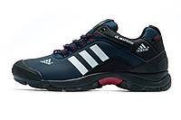 Кроссовки Adidas Climaproof мужские, темно-синие с черным, р. 44