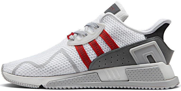 9e1b8804c159 Женские кроссовки Adidas Originals EQT Cushion ADV Regional Pack White Red  - Интернет-магазин обуви