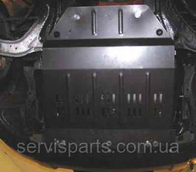 Защита двигателя Citroen Xsara 2001-2006 (Ситроен Ксара), фото 2