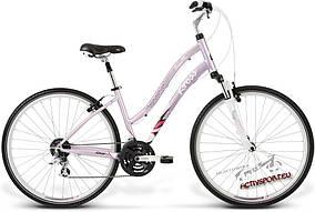 """Городской женский велосипед Kross Bisette S21 28"""""""