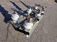 Разъединители  наружной  установки серии РЛНД(з) -10