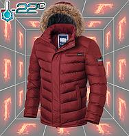 Зимняя мужская куртка модная