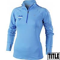 Джемпер женский спортивный TITLE Boxing Women's Half Zip Pullover