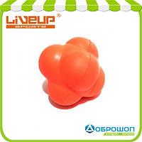 Мяч для тренировки реакции REACTION BALL LS3005