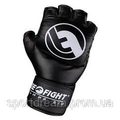 Перчатки для боев Free-Fight черные FF-FG-1-bl размер L