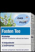 Органический лекарственный постный чай Das gesunde Plus Fasten