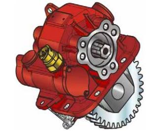 Коробка відбору потужності ISUZU P09J5M31201