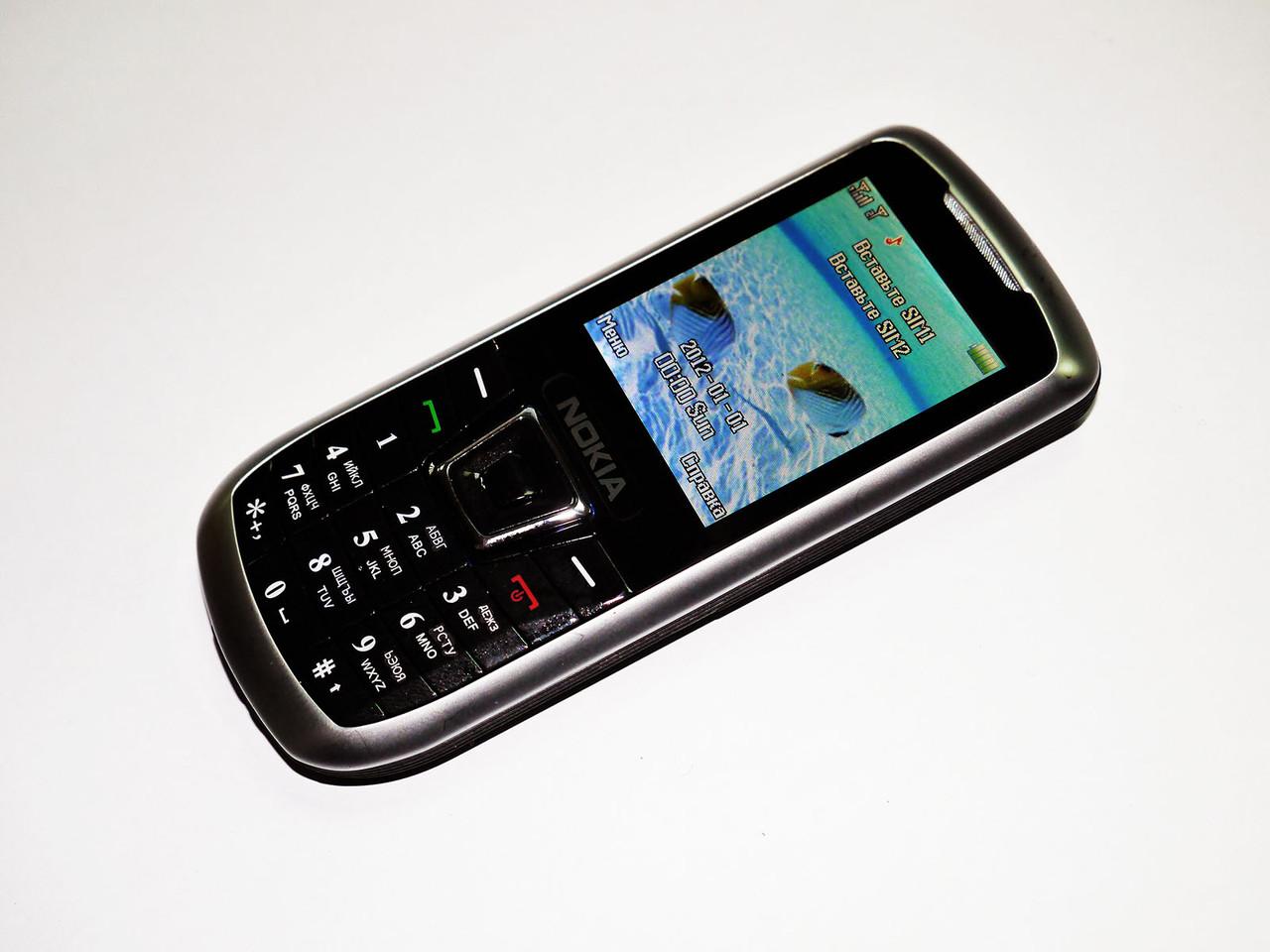 Телефон Nokia S3212 - 2 sim - Fm - Bt - Cam