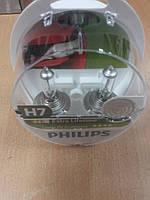 """Лампа галогеновая H7 12V 55W PX26d LongerLife Ecovision """"Philips""""  - производства Польши"""