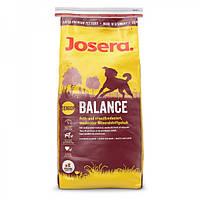 Корм для собак Josera Balance (Йозера Баланс) 4 кг