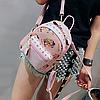 Модный детский рюкзачок с мишками, фото 4