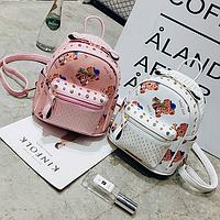 Модный детский рюкзачок с мишками
