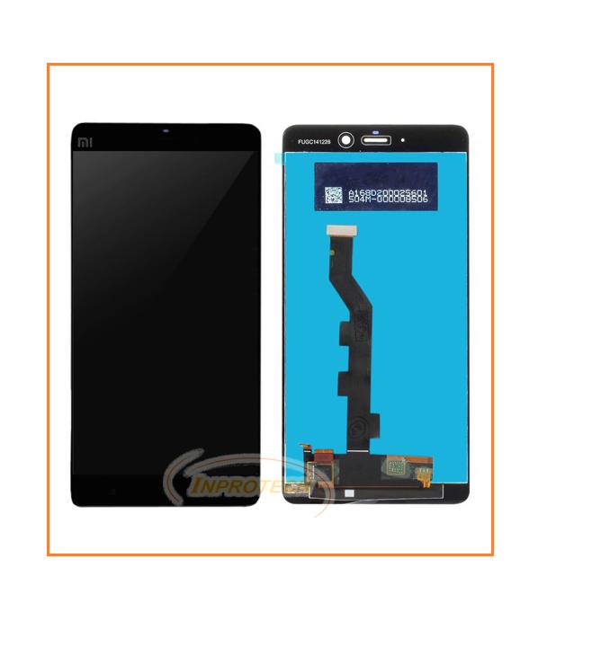 Дисплей  Xiaomi Mi4 Note с сенсором (тачскрином) Black Original