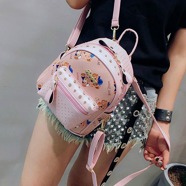 маленький женский рюкзачек