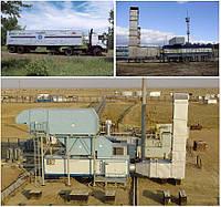 Газотурбинная электростанция ЭГ2500-М1