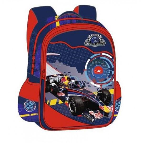 Рюкзак ранец школьный 2 отделения RAINBOW 7-522