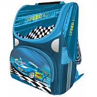 Рюкзак ранец школьный каркасный Speed RAINBOW