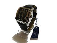 Мужские кварцевые часы Omax , кожа