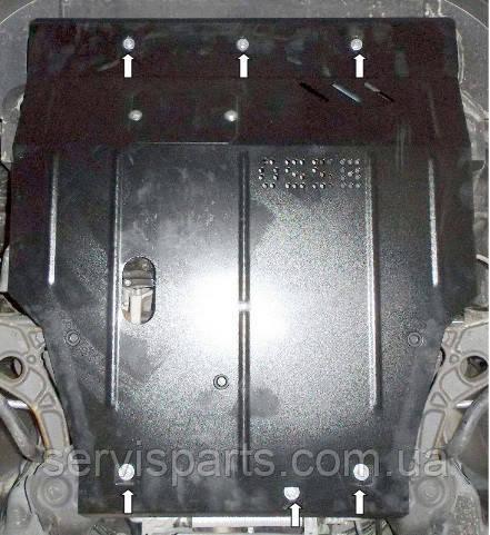 Защита двигателя Fiat Freemont 2011-2016 (Фиат Фримонт)