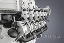 Газовые двигатели Liebherr