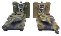 Танковый бой р/у 1:48 HuanQi 552 Leopard 2 HQ-552