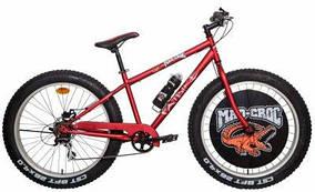 """Велосипед горный FATBIKE Solifer MAD CROC 7-S. 26"""""""