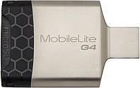 Картридер Kingston MobileLite G4 Silver