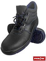 Рабочие ботинки REIS c металлическим подноском (спецобувь Польша) BRREIS_BN
