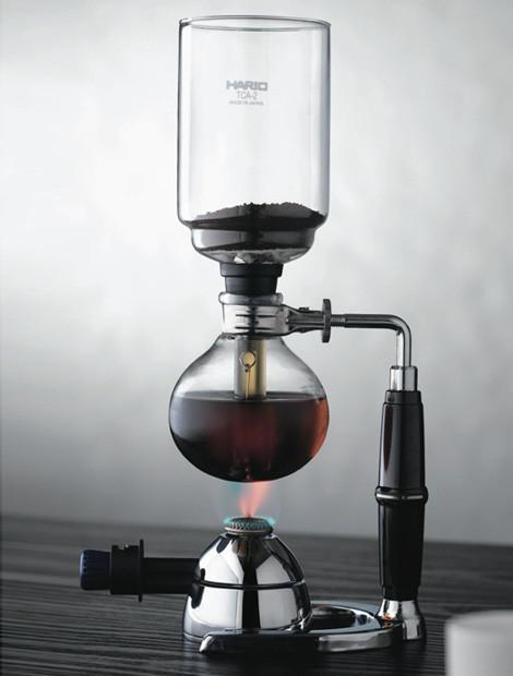 Сифон для приготовления напитков чая и кофе HARIO TCA-5, 600мл