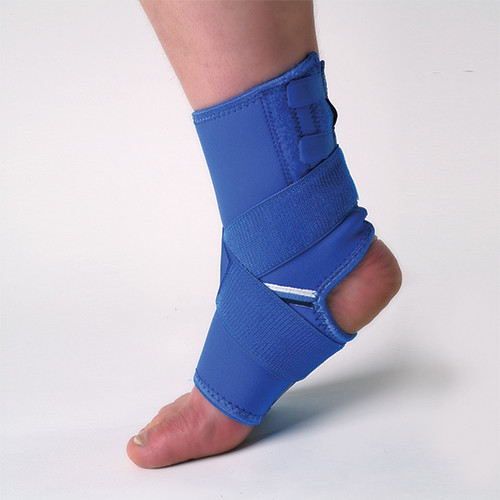 Бандаж для голеностопного сустава неопреновый операция на межфаланговых суставах