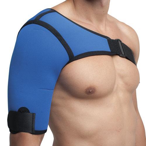 Бандаж плечевого сустава неопреновый левый/правый Алком 4027
