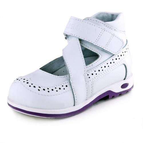 Туфли, белые 4Rest Orto 03-306