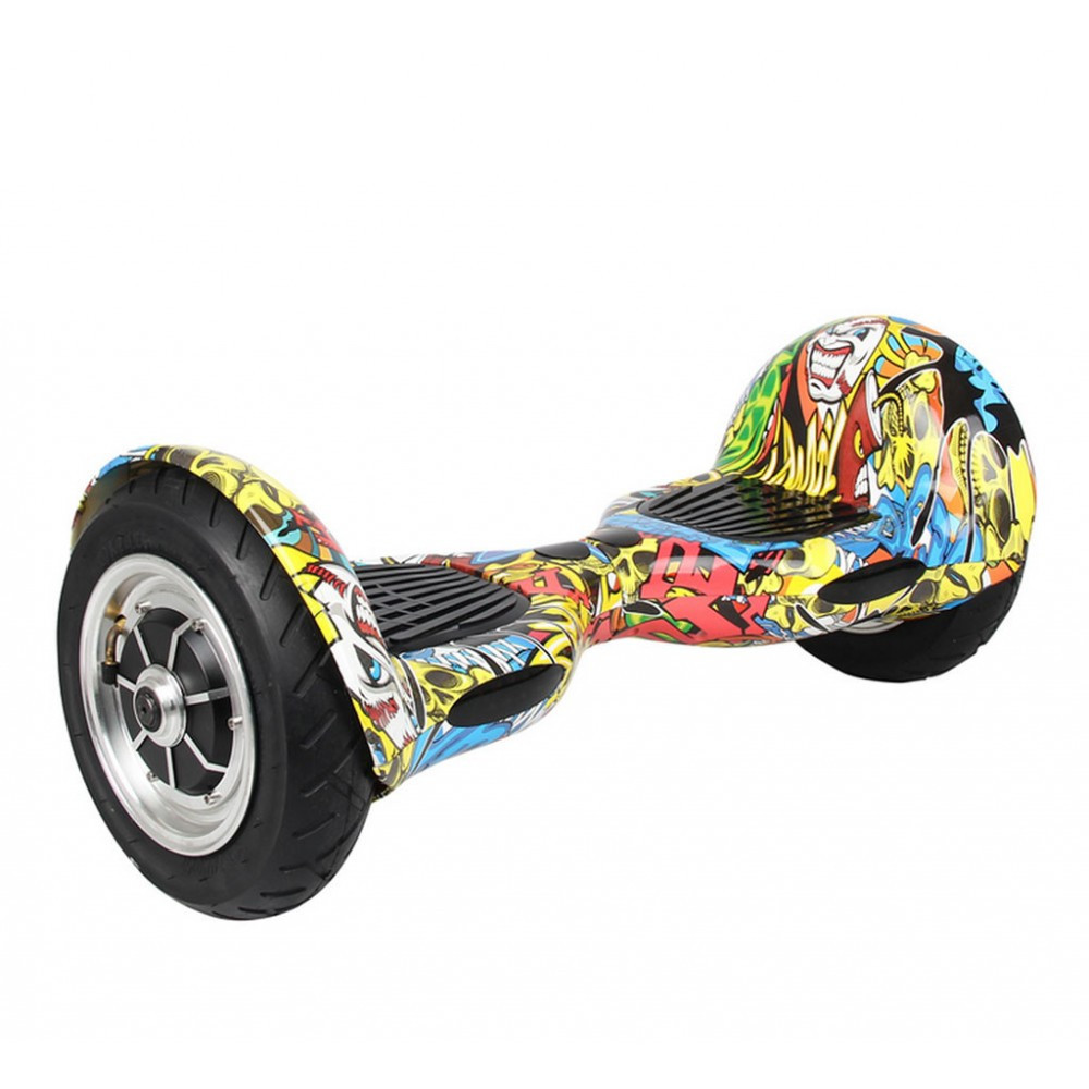 "Гироборд Smart Balance Wheel 10"" Bluetooth SD (АКБ Samsung) Гироскутер"