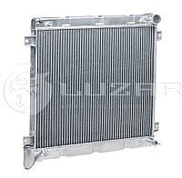 Радиатор водяного охлаждения Газель Бизнес дв.Cummins ISF 2.8 (алюм.,паяный)