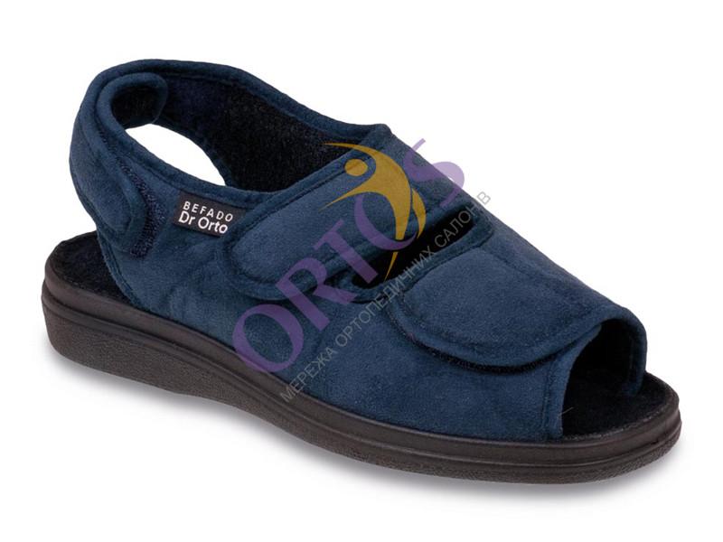Ортопедические сандалии для диабетической стопы Dr Orto 676 D 003/4, женские