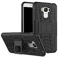 Чехол Asus Zenfone 3 Max 5.5'' / ZC553KL противоударный бампер черный