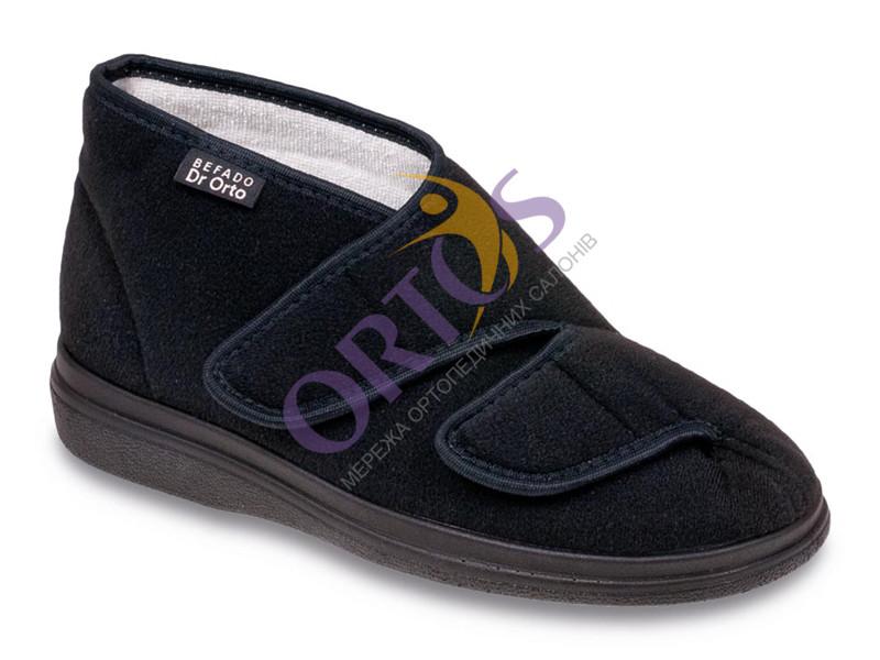 Ортопедические ботинки для диабетической стопы с ионами серебра Dr Orto 986 D 003